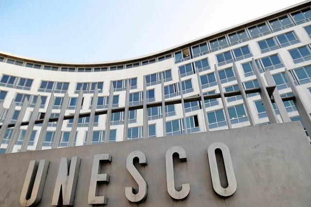 Unesco nimmt Palästina auf – USA stoppen Zahlungen