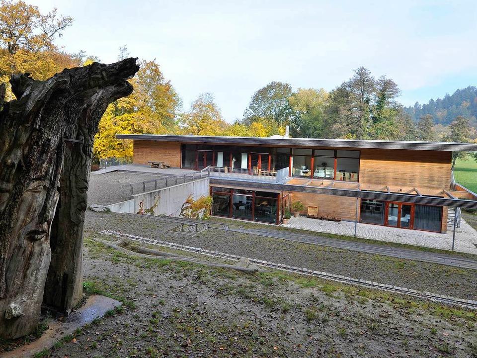 Das Waldhaus an der Wonnhalde hat Probleme.   | Foto: Michael Bamberger