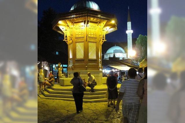 Städtereisen: Sarajevos Wunden heilen langsam
