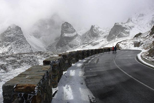 In welchen Urlaubsländern sind Winterreifen Pflicht?