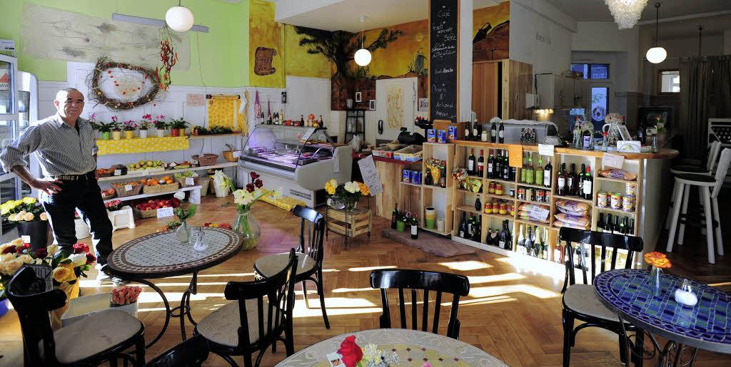 Berlin Cafe Blumenladen