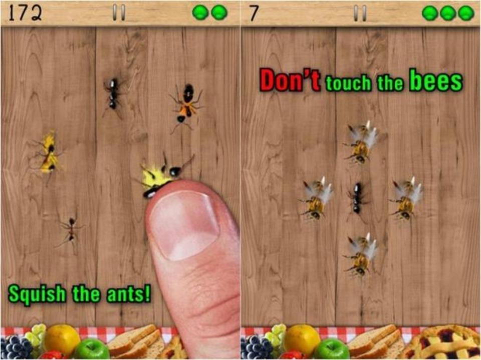 Platu 28: Ant Smasher - Kein Spiel für..., hat das einen Lebensabzug zur Folge.  | Foto: IDG