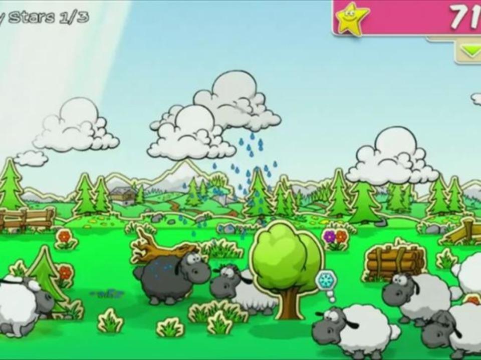 Platz 18: Cloud & Sheep - In diese...e um dem Alltags-Stress zu entfliehen.  | Foto: IDG
