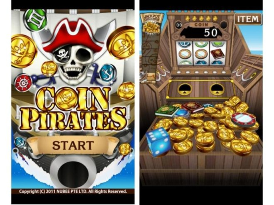 Platz 15: Coin Pirates - Das kostenlos...ger als das Spiel am echtem Automaten.  | Foto: IDG