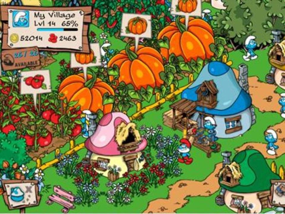 Platz 9: Smurf Village - Die Freeware ...mpf, Joker-Schlumpf und viele weitere.  | Foto: IDG