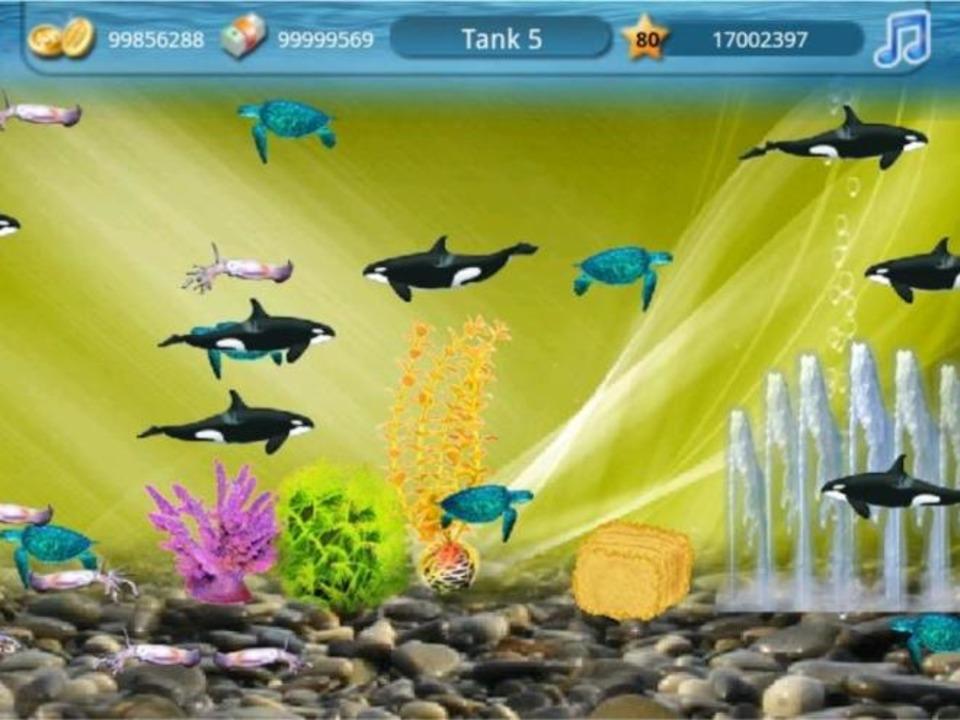 Platz 6: Tap Fish - Die umweltfreundli...nterwasserwelten direkt auf Ihr Handy.  | Foto: IDG