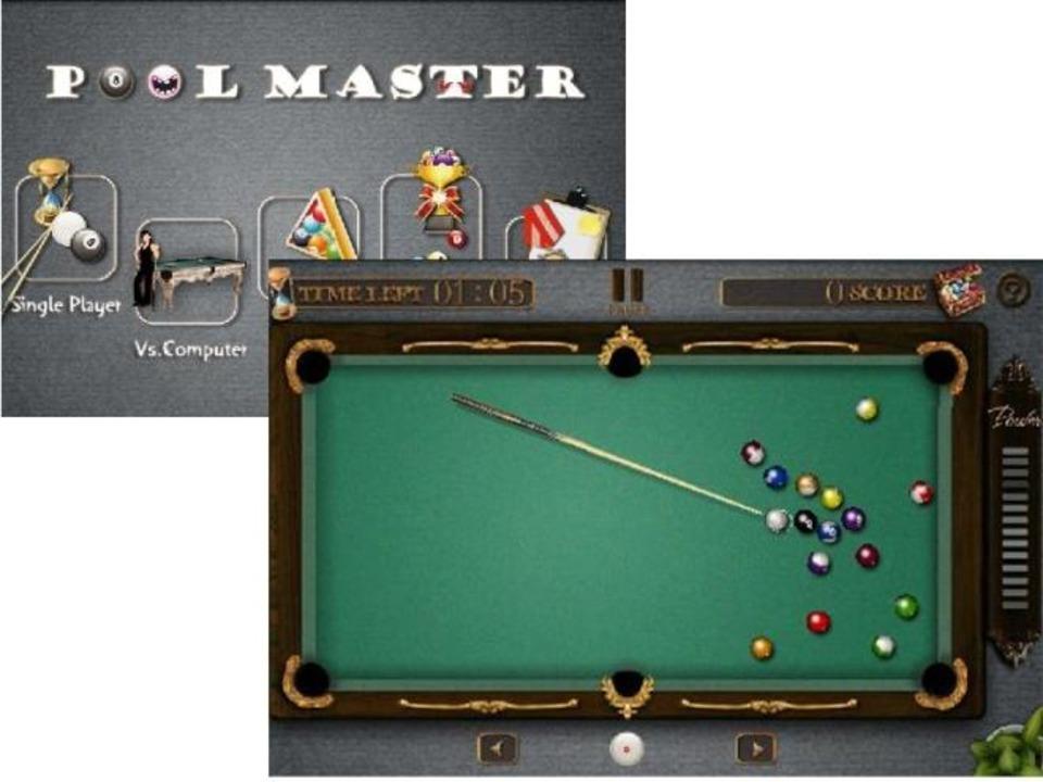 Platz 4: Pool Master - Das kostenlosen...istungsschwächere Smartphones flüssig.  | Foto: IDG