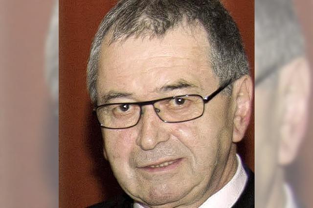 Grafenhausen trauert um Bernhard Seidler