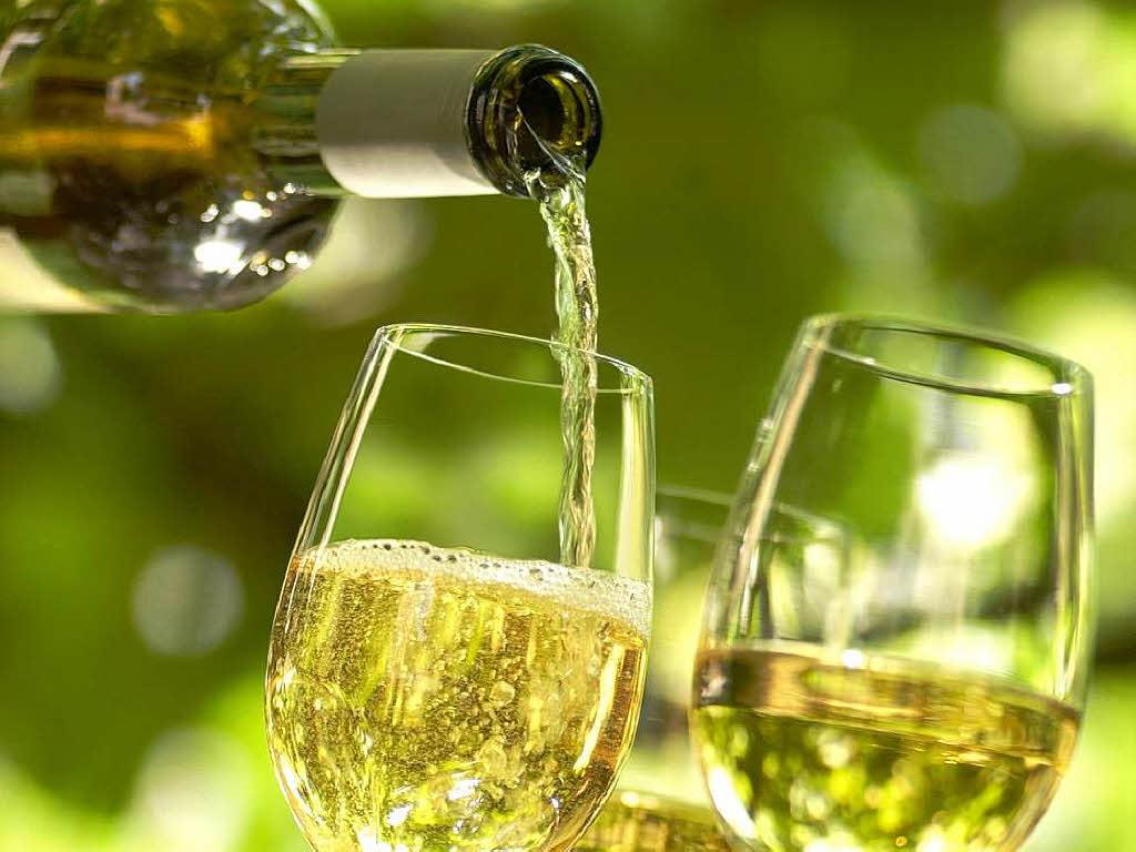 Фото белое вино