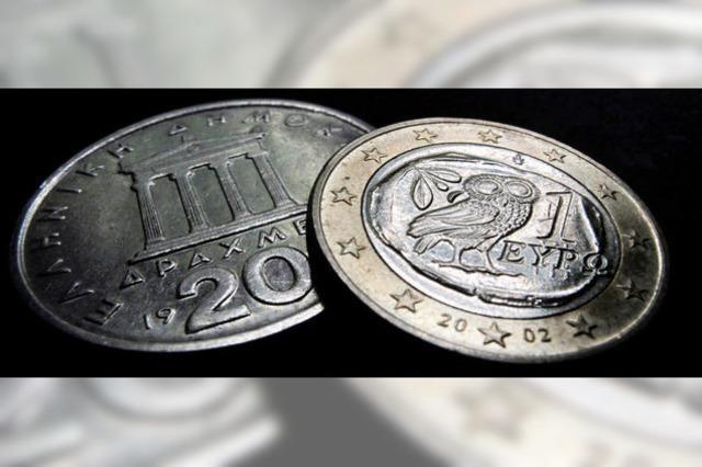 Was wäre, wenn die Griechen wieder mit der Drachme zahlten?