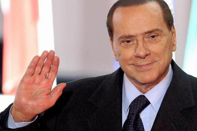 52. Vertrauensfrage: Berlusconi wiederholt sich