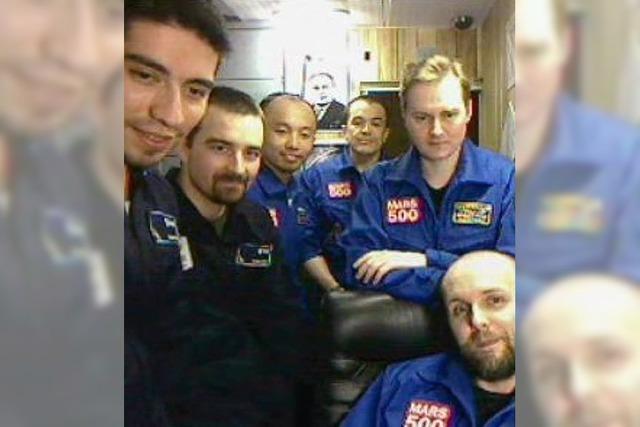 Mars-500-Simulation geht zu Ende