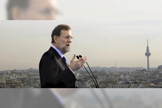 Spanien steht vor einem Machtwechsel