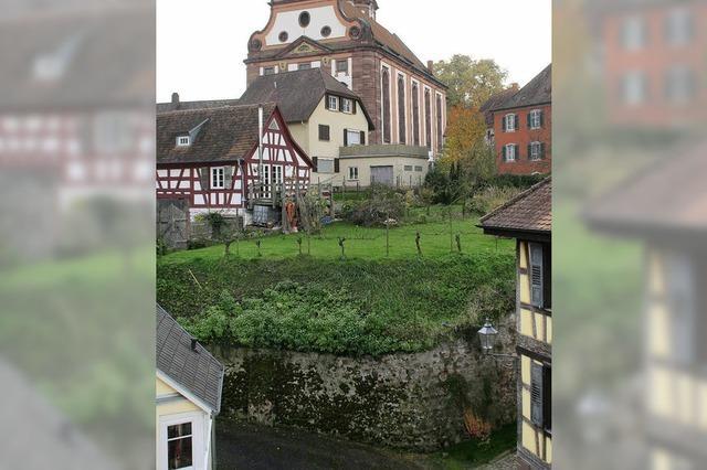 Burg und herrschaftliches Gebäude als Keimzelle
