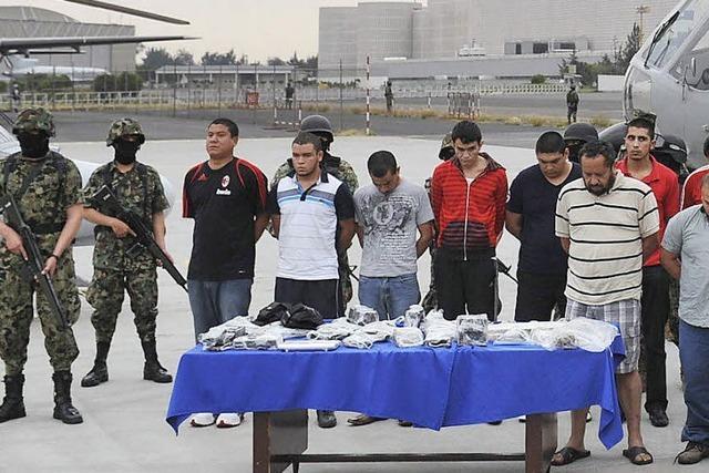 Hacker bekämpfen Drogenmafia