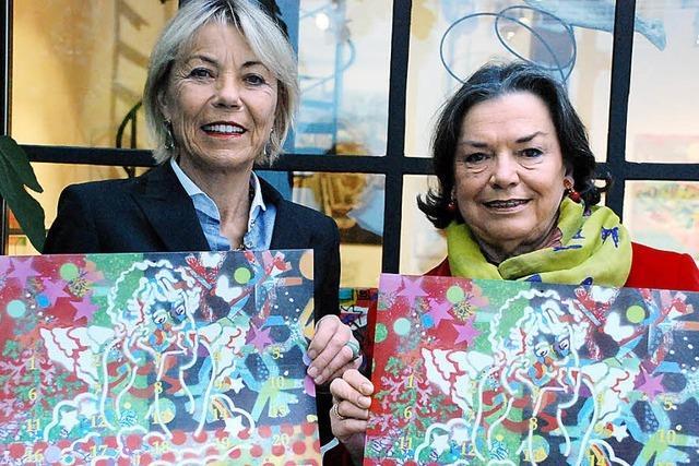 Zonta verkauft wieder Benefiz-Kalender
