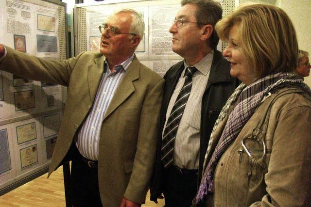 Ausstellung über die Post in Karsau: Bebilderte Postreise durch die Zeit