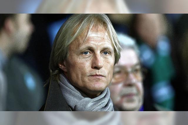 Andersen neuer KSC-Trainer
