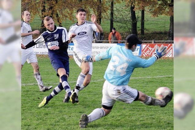 FC Wittlingen kann sich ausruhen