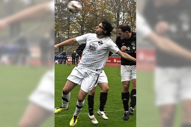 Beim FC Steinen-Höllstein steht die Null