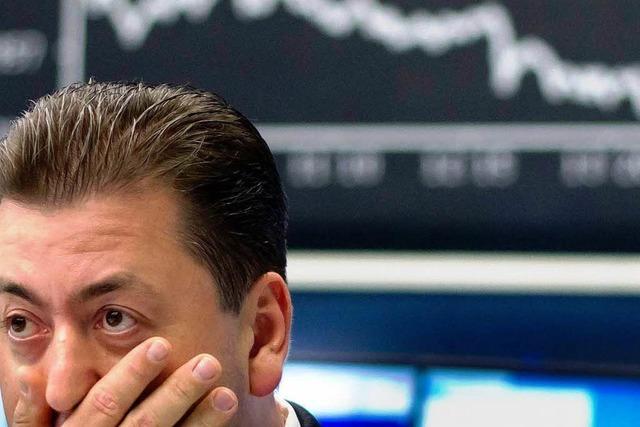 Experte: Auf Anleger kommen harte Zeiten zu