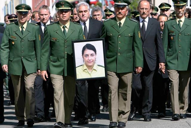 Heilbronner Polizistenmord – Dienstwaffen gefunden