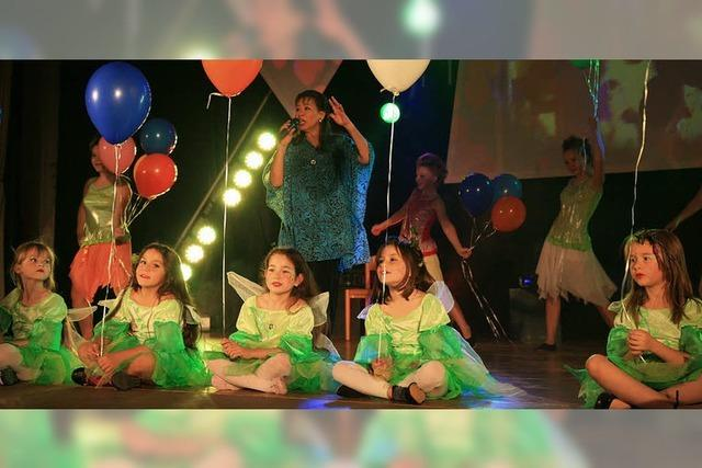 Besonderer Tanzabend verzaubert das Publikum