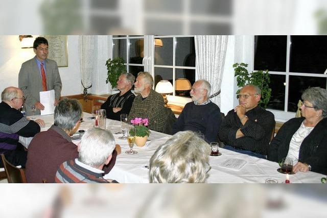Stefan Wirbser möchte weitere acht Jahre Bürgermeister von Feldberg sei