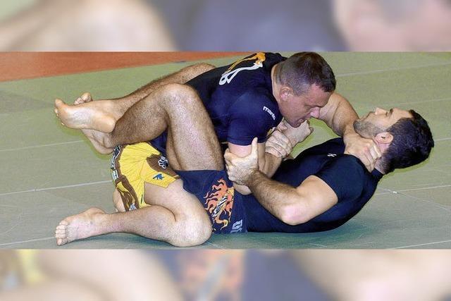 Ein neuer Teilnehmerrekord beim Brazilian Jiu-Jitsu
