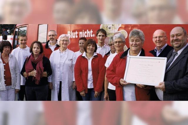 20 918 Spenden in 50 Jahren
