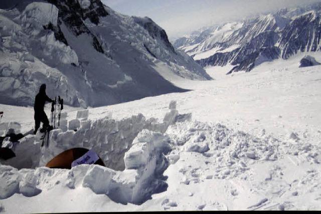 Extrembergsteiger Kammerlander über seine Gipfel-Touren