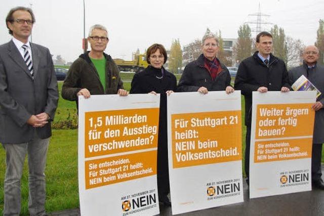 Stuttgart 21: Jetzt wird es ernst