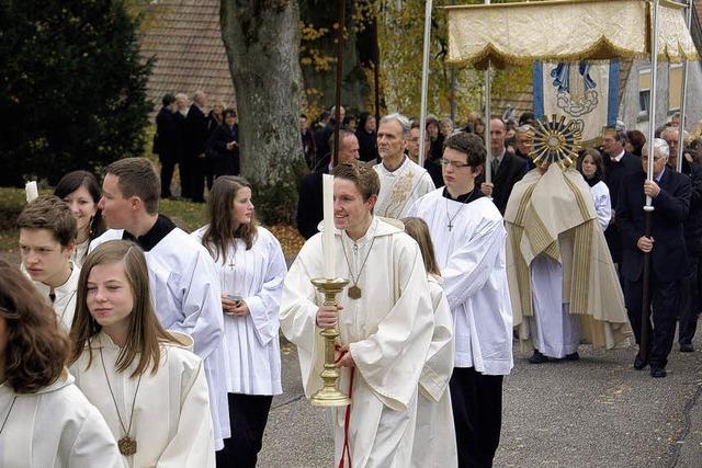 Feier von und für St. Martin