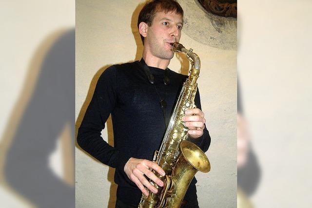 Ein Vollblut-Jazzmusiker