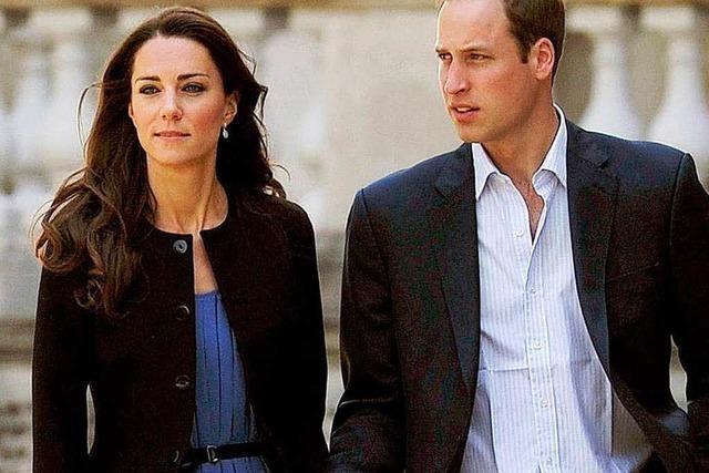 William und Kate: Baby-Gerüchte aus London