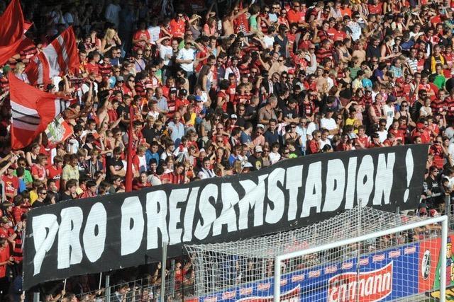 Gutachten zum neuen Stadion für den SC Freiburg online