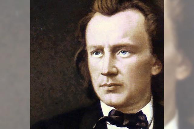 AB SAMSTAG: KLASSIK: Brahms, anders