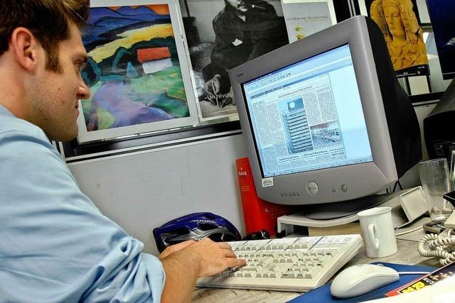 Wie südbadische Firmen mit der privaten Internet-Nutzung umgehen