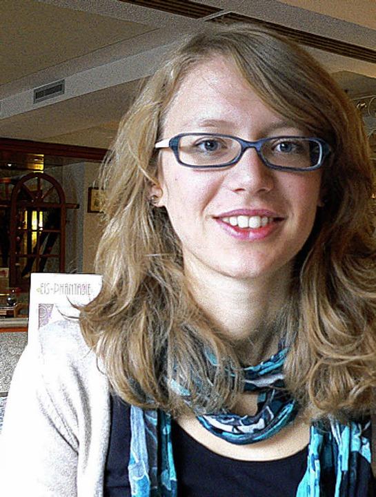 Anna-Christina Kleiser will nach Ghana.     Foto: kurt Meier