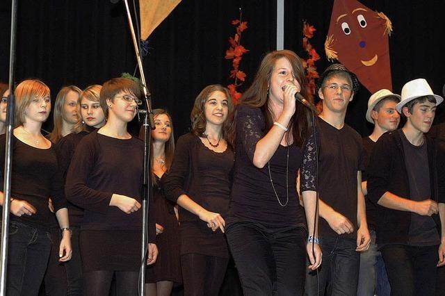 Jugend begeistert bei Herbstkonzert