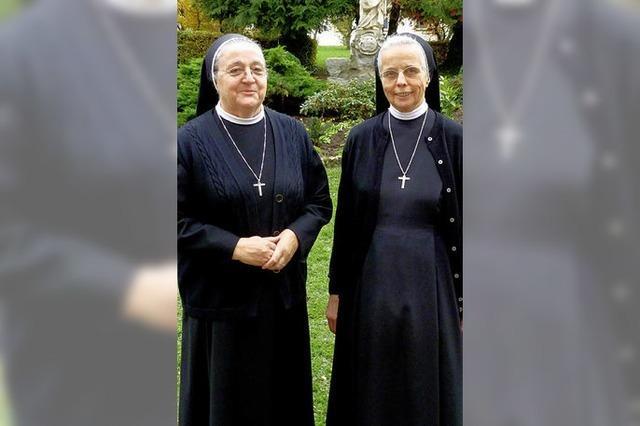 Schwester Germana Ganter ist die neue Provinzoberin