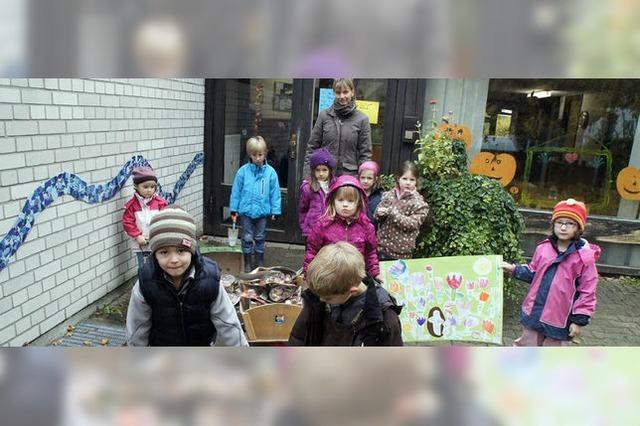 Zum Jahresende zieht der Kindergarten um