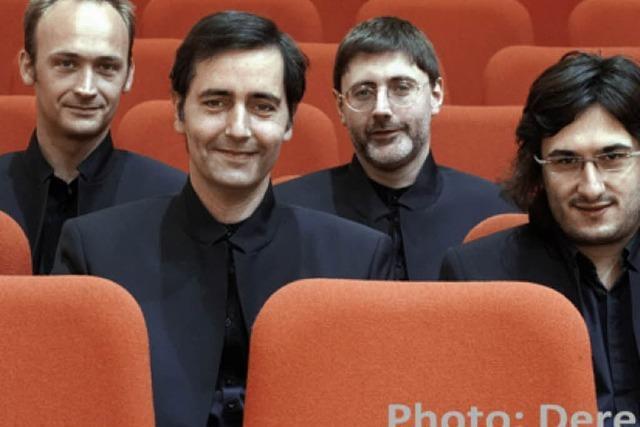 Quatuor Danel im Schloss