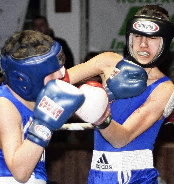 Talentierte Boxer aus dem Land sollen ...m Stützpunkt Lahr ausgebildet werden.   | Foto:  Peter Aukthun (Archiv)