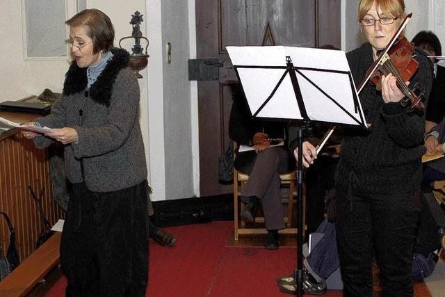 Kirchenmusik erster Güte