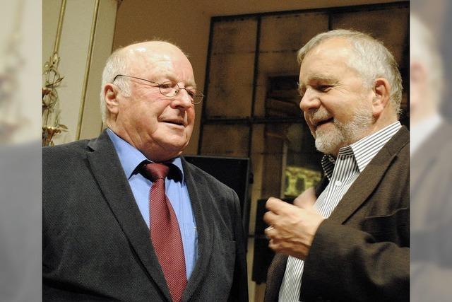 Ein Ex-Minister erklärt die Welt
