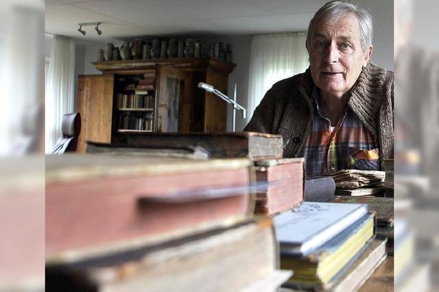Der Mann mit dem Bücherwurm-Gen