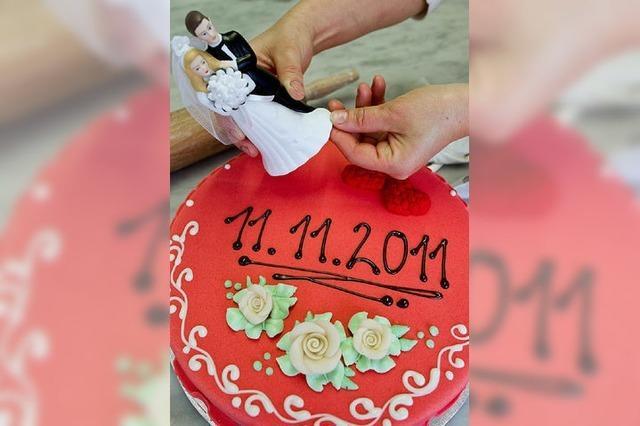 Narren- oder Hochzeitsdatum?
