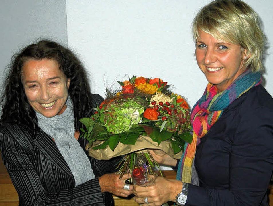 Inge Henning  | Foto: Jutta Schütz