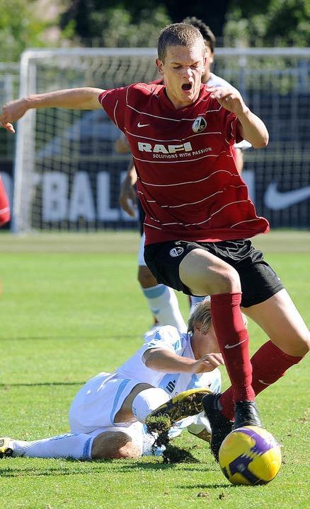Will seine  Vielseitigkeit auch in der...isen: Matthias Ginter vom SC Freiburg   | Foto: Meinrad Schön